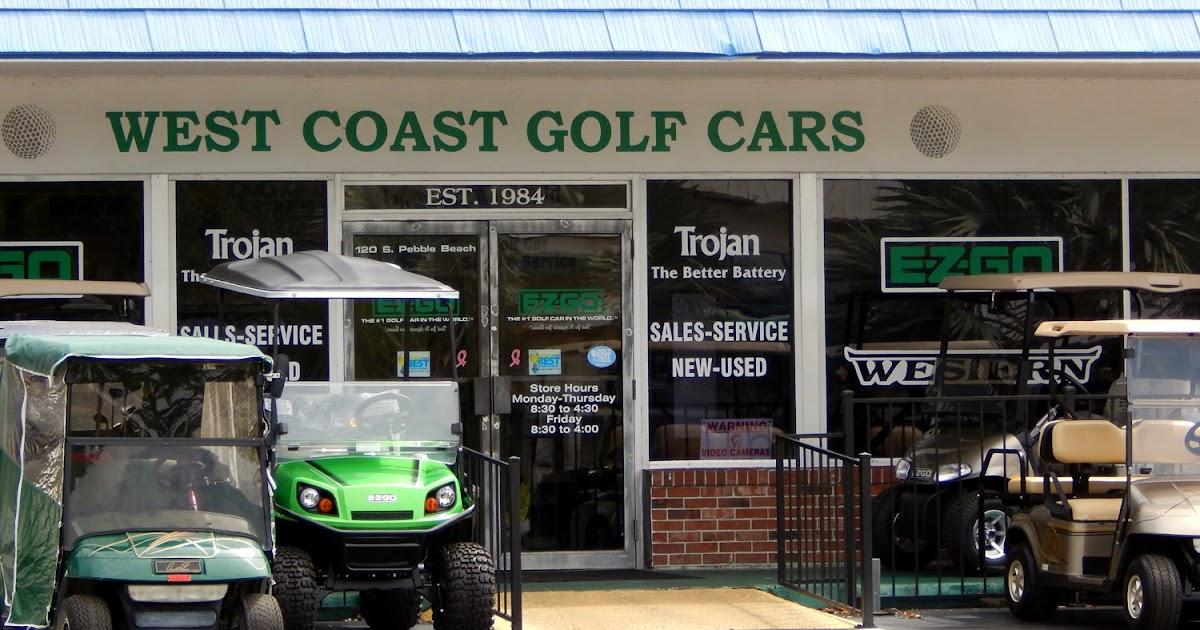 West Coast Golf Cars Sun City Center Fl