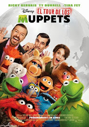 El tour de los Muppets (Muppets Most Wanted) (2014)