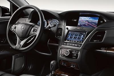 2014 Acura RLX Sedan Release Date & Redesign