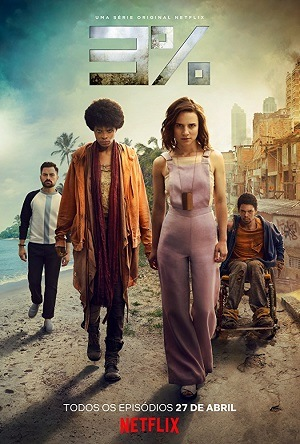 3 Por Cento - 2ª Temporada Completa Torrent Download   BluRay 720p