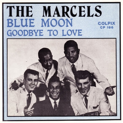 Blue moon. The Marcels