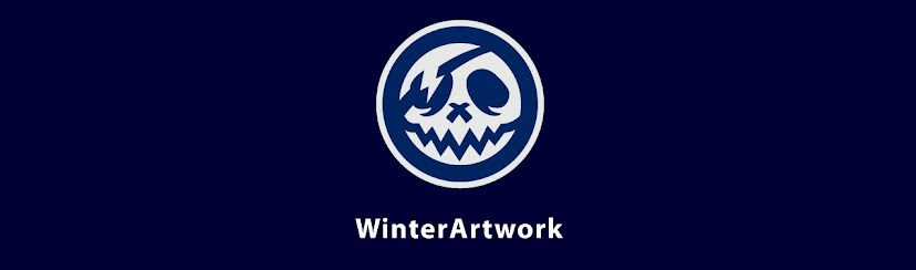 WINTER ARTWORK + GRAPHIC DESIGN