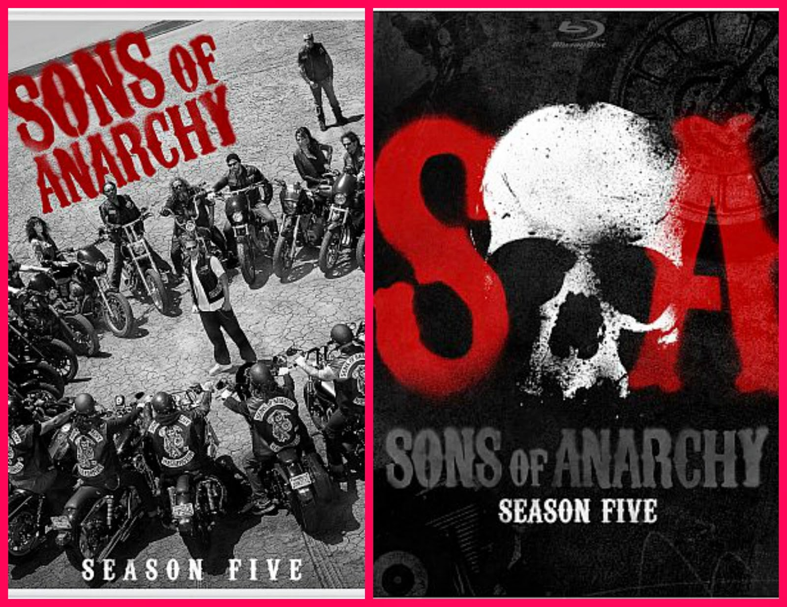 Sons Of Anarchy Temp. 5