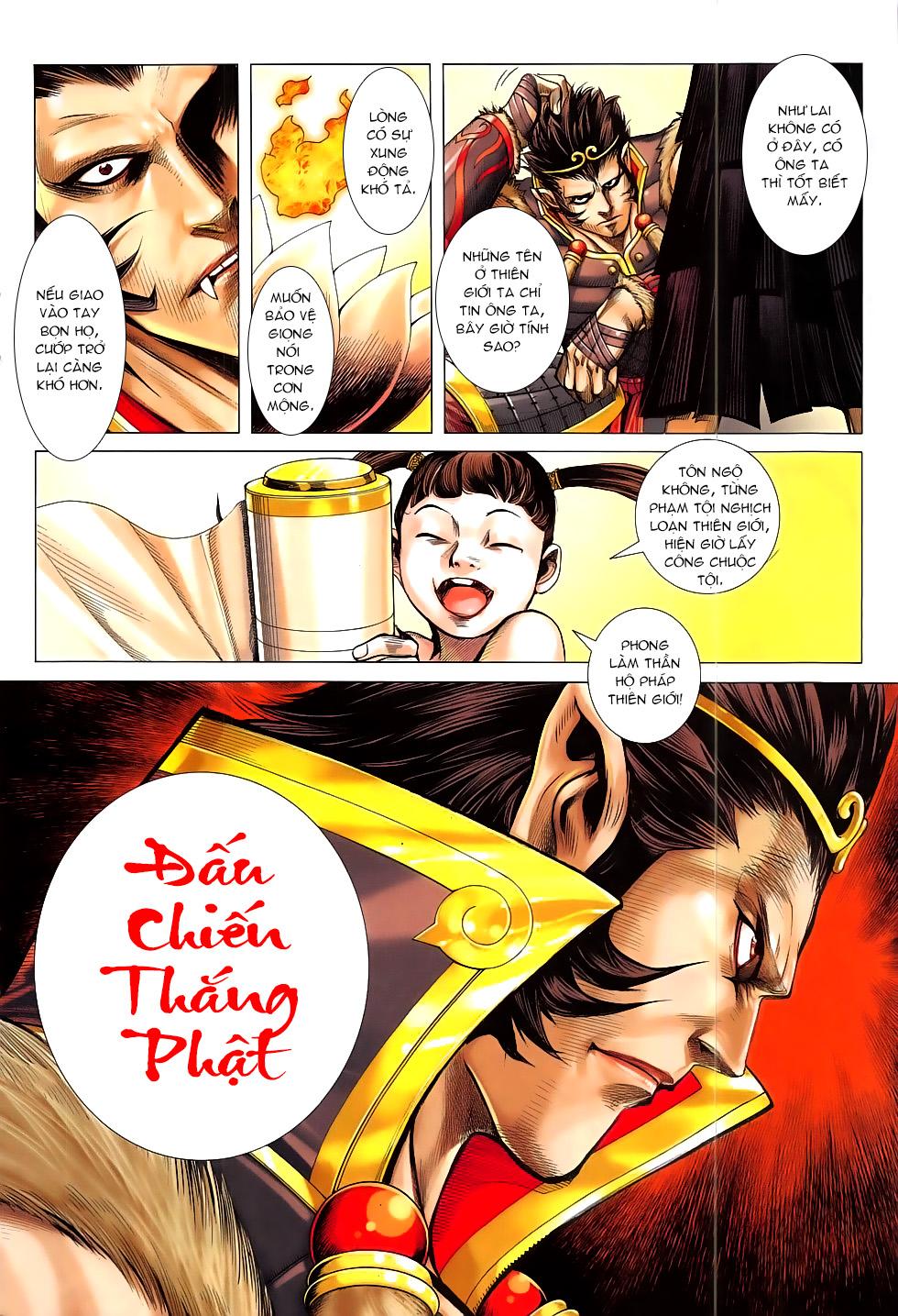 Tây Du chap 26 Trang 26 - Mangak.info