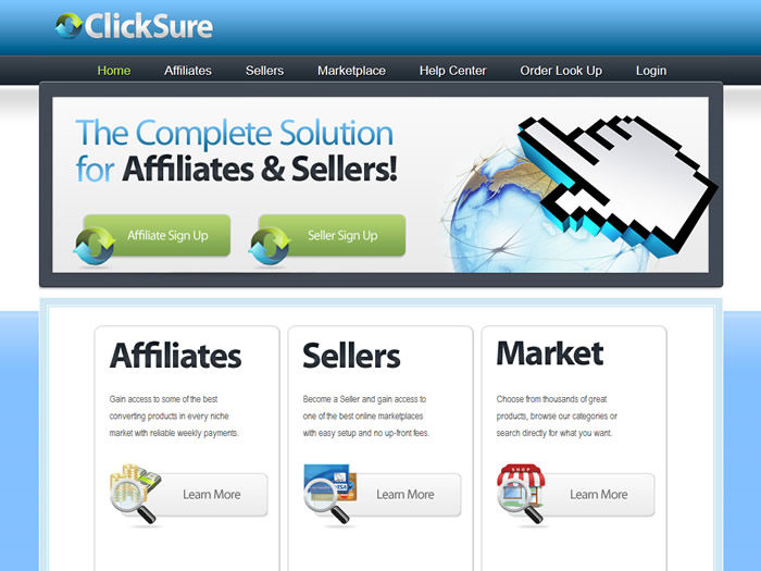 """Today's Clicksure review will feature the answer to the question, """"How To Make Money With Clicksure"""" Fact is Online success is very possible and only requires three things to be a well known successor."""