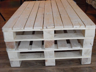 Mrs. Vander Leek: The Real Life Woes of Constructing Pallet Tables