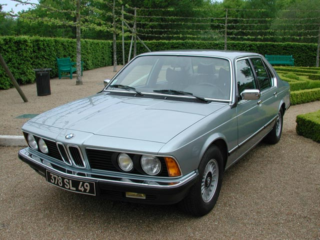 Automotive Database BMW Series E - 1977 bmw