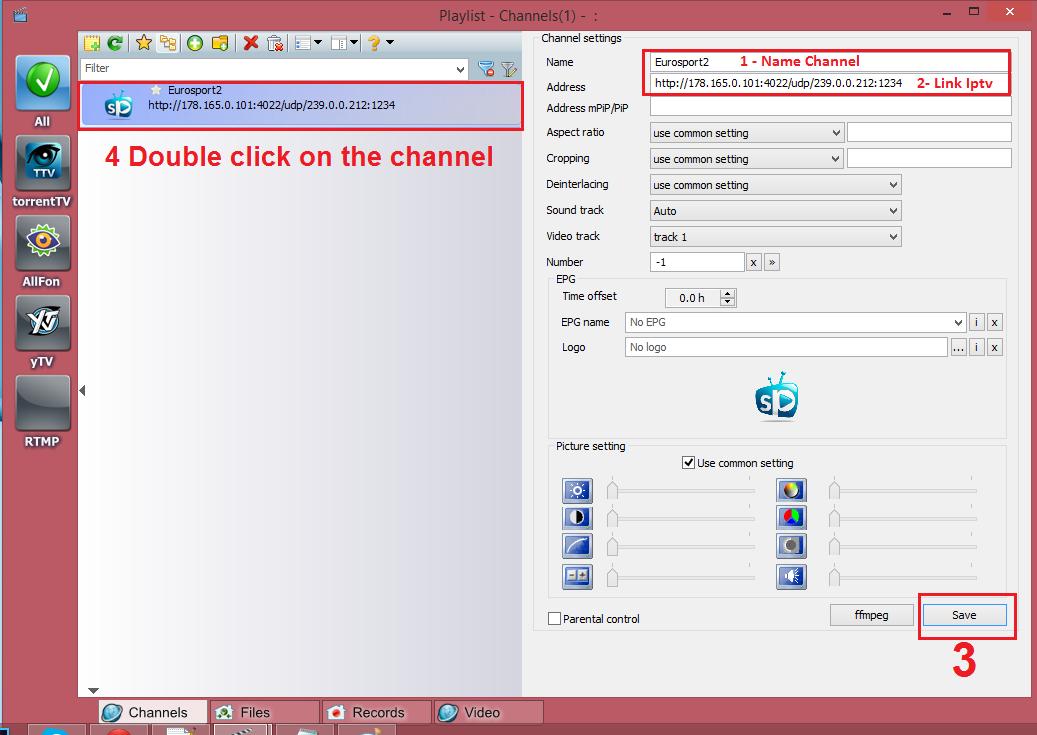 IPTV SIMPLE