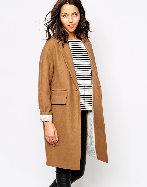 sessun camel coat,