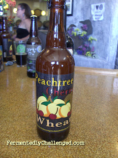 Crabtree Peachtree Cherry Wheat