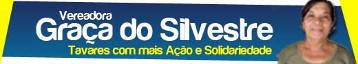 Vereadora Graça do Silvestre - Tavares-PB