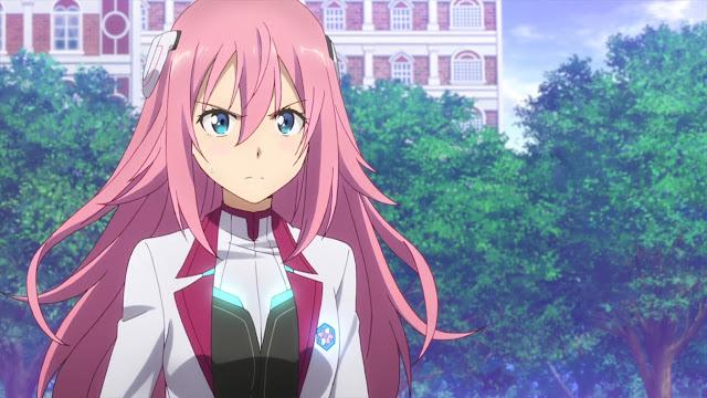 Kali Ini Anime Yang Kami Bahas Adalah Gakusen Toshi Asterisk 2nd Season Hadir Pada Musim Semi Episode 12
