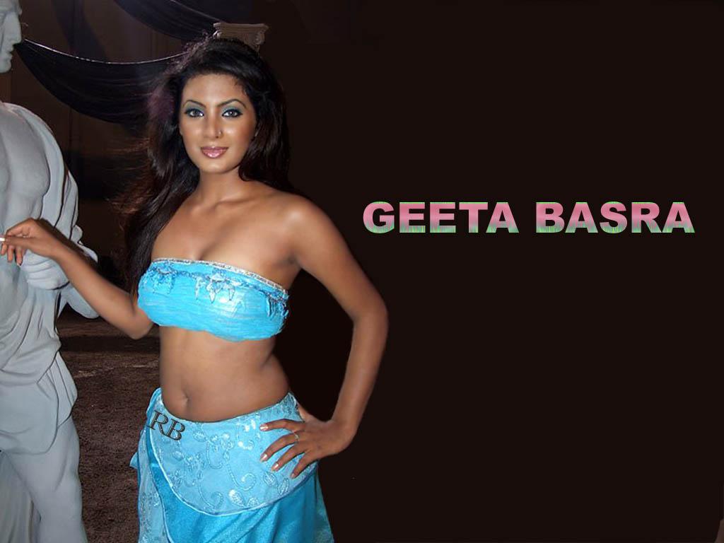 Geeta basra bikini consider, that