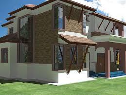 Model Desain Rumah Modern Setingkat