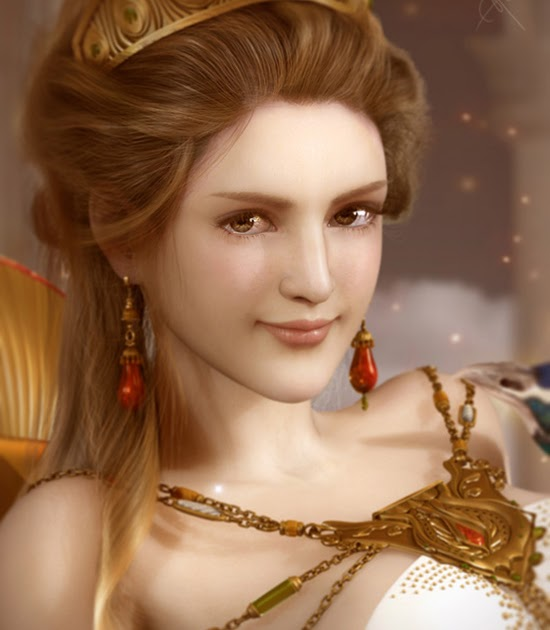 Mitología griega: diosa griega hera