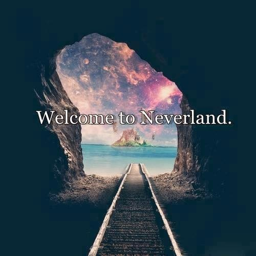 Welcome to Neverland.