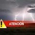 ATENCION  Riesgo de tormentas y lluvias fuertes (Vie 4/7 y Sab 5/7)