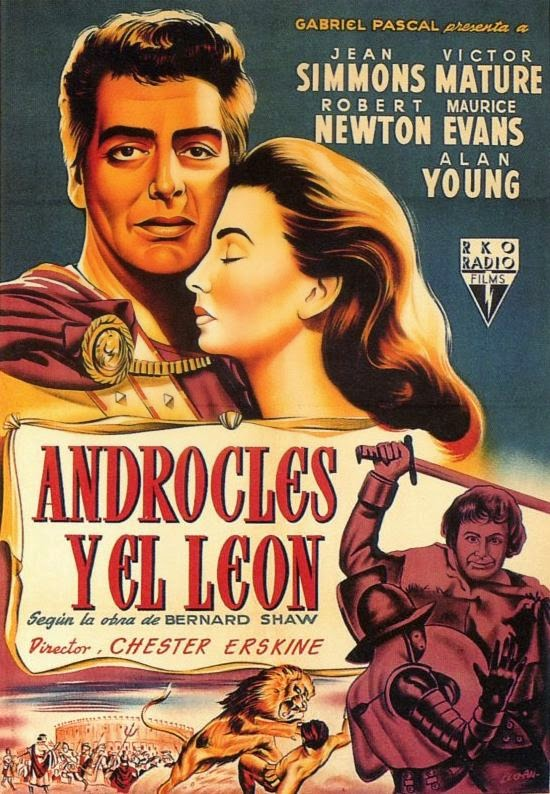 Androcles y el León
