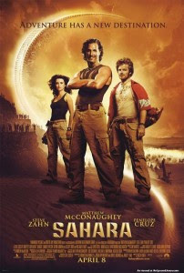 Sahara 2005 Hollywood Movie Watch Online