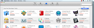 Mac App Store Top Free Developer Apps