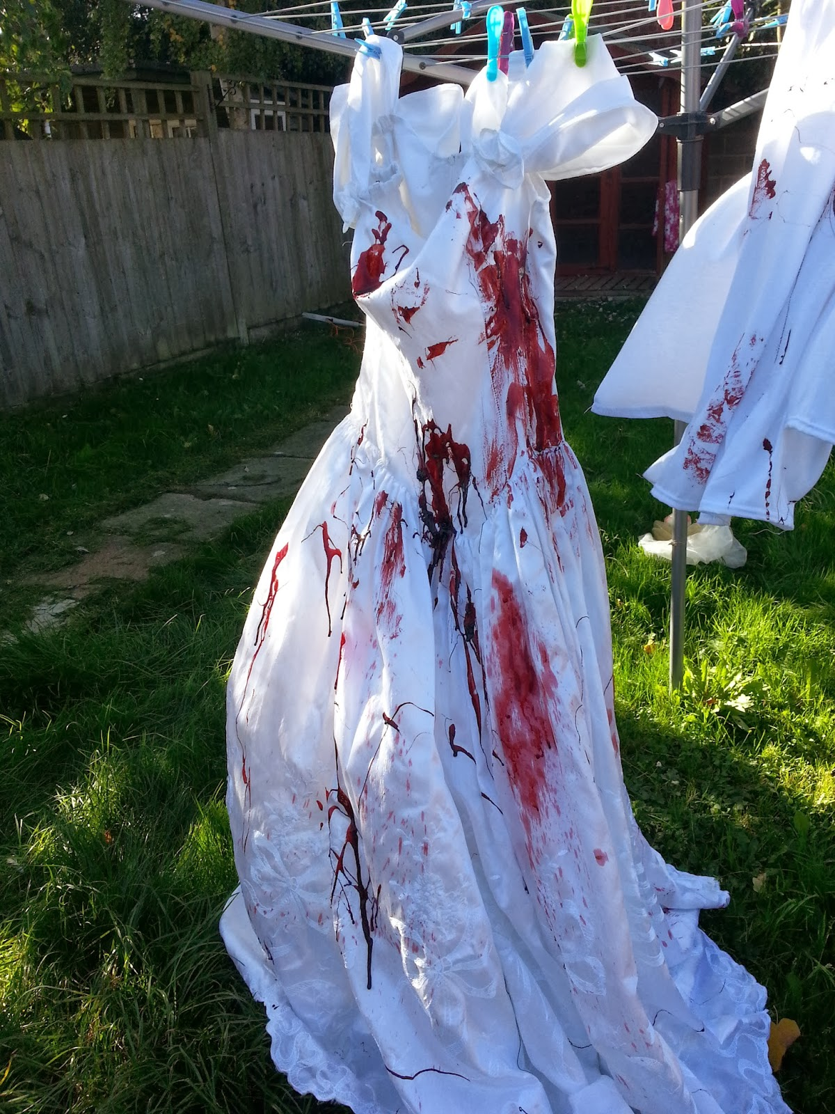 how to make fake blood look real