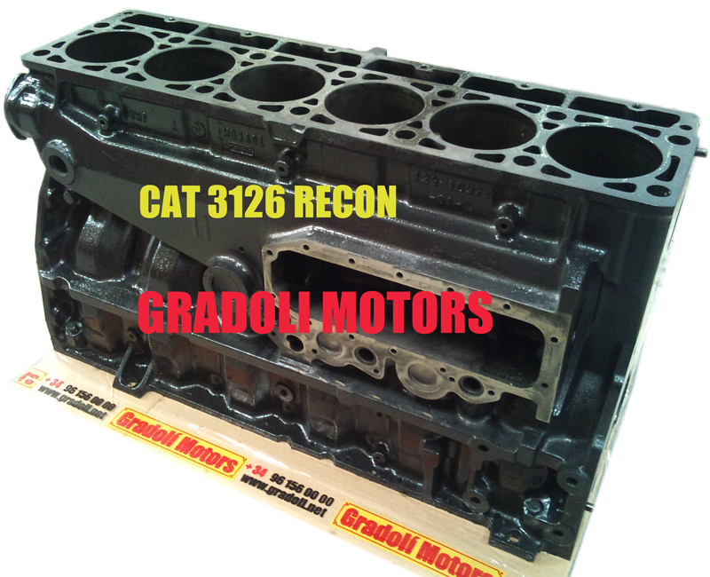 Bloque Original Recon Cat 3116 / 3126
