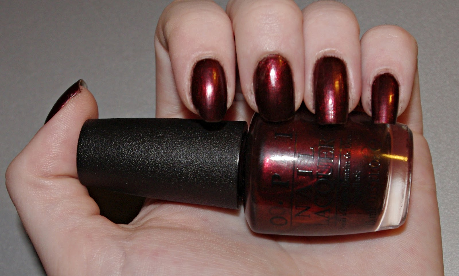 ♥ OPInionated About OPI ♥: Every Month Is Oktoberfest