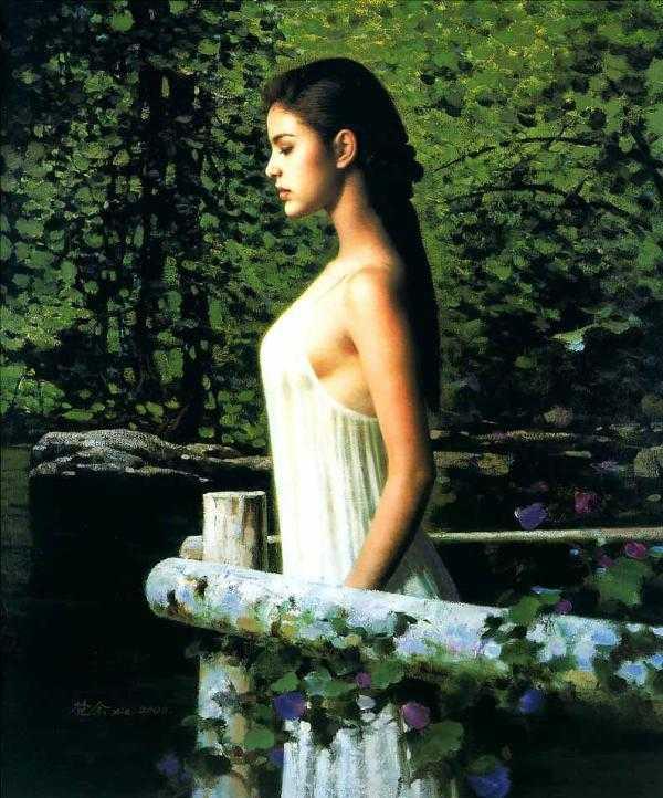 Karya Karya Lukisan Romantisme Xie Chu Yu