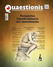 Número más reciente de Quaestionis, con el que celebran 4 años de provocar #ElArtedePensar