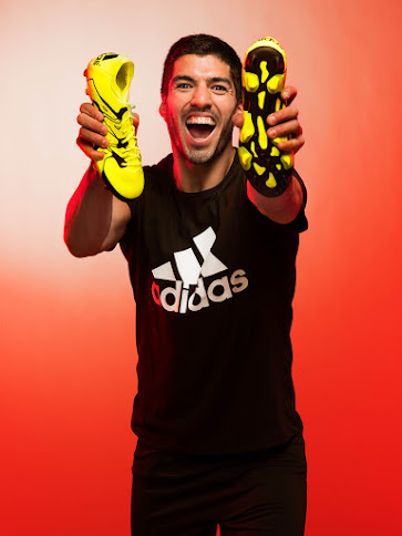 72d3c596061f The new Adidas X 2015-2016 Soccer Boots will be already worn in the 2015  UEFA Champions League Final on June 6