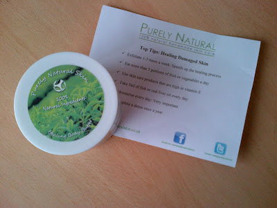 Purely Natural healing body butter