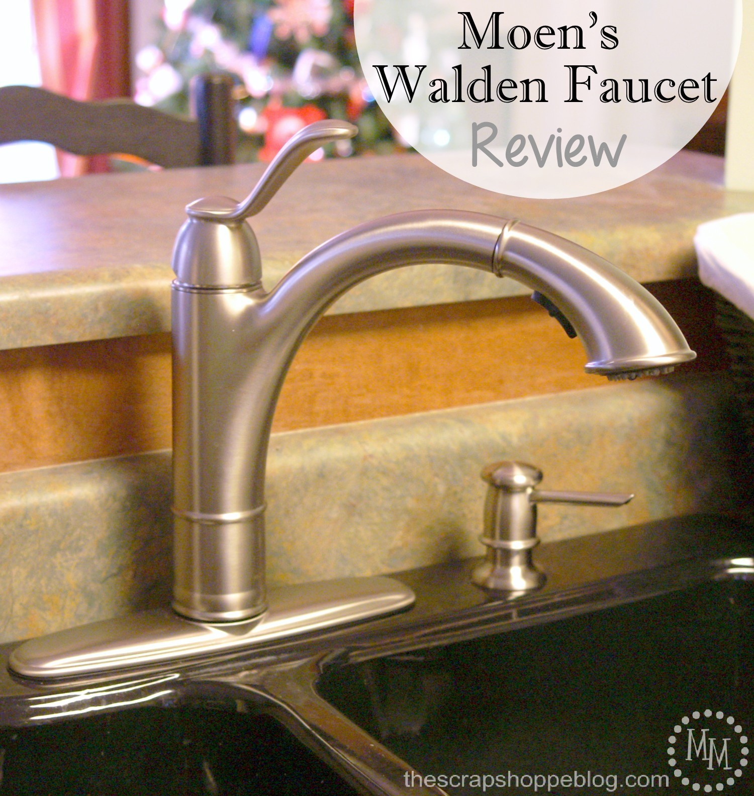 Moen\'s Walden Faucet Review - The Scrap Shoppe