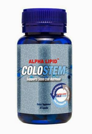 Colostem New Image, Colostem, Alpha Lipid Colostem