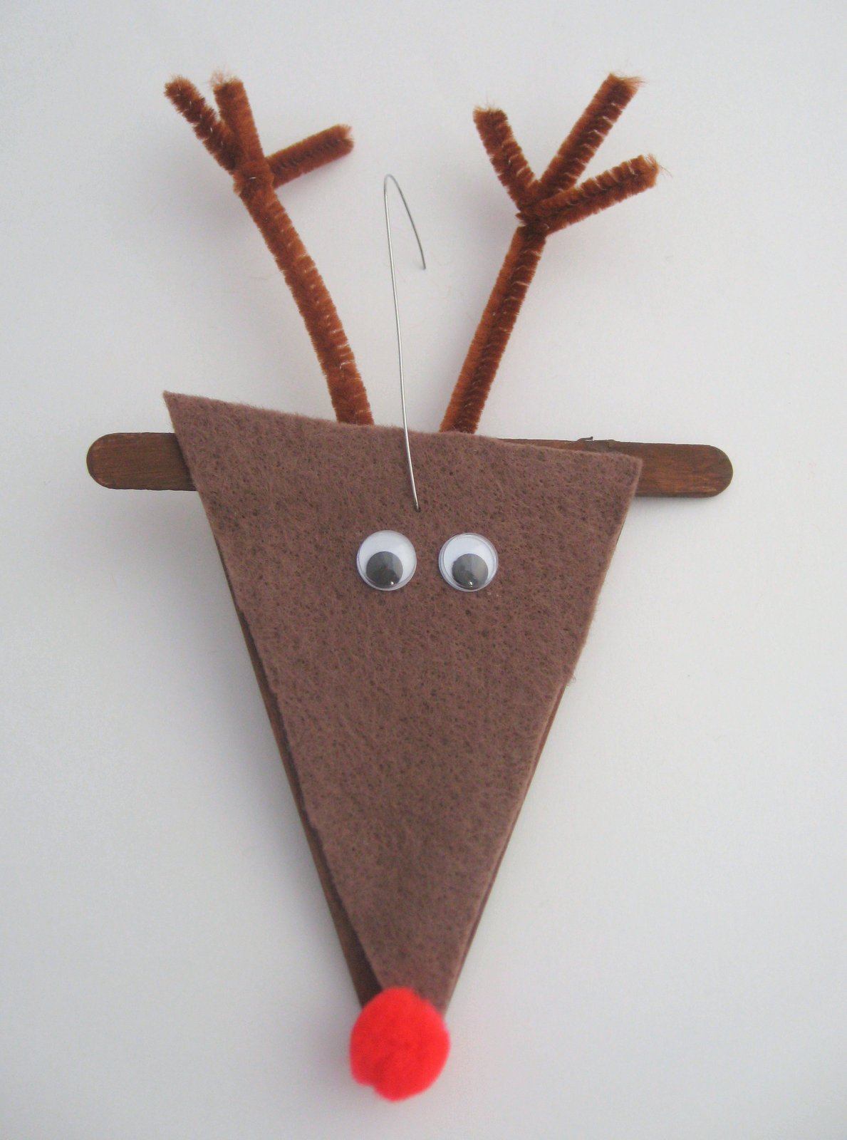 Cindy derosier my creative life craft stick reindeer for Reindeer project