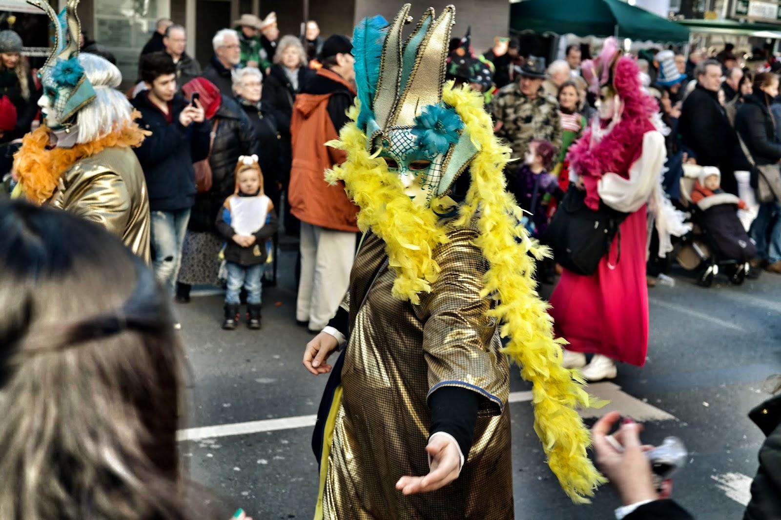 Wuppertal: hättse dat gedacht!? - Rosensonntag Strassenkarneval in Wuppertal - Atomlabor Blog Stadtleben