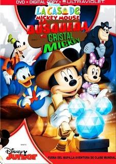 Mickey Mouse: La Busqueda del Cristal Mickey