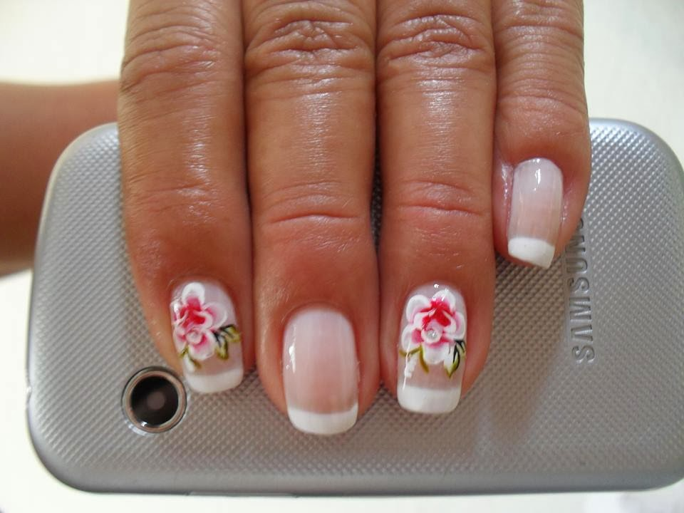 unhas decoradas estreante celiane2