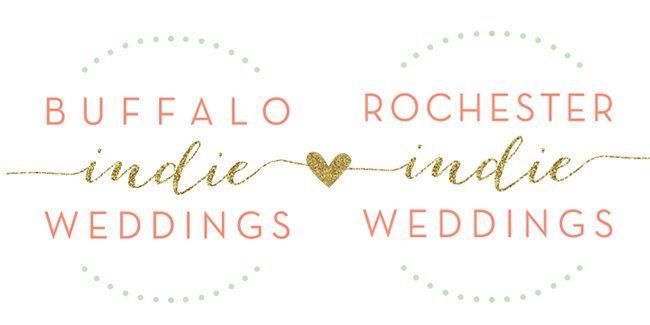 Buffalo + Rochester Indie Weddings