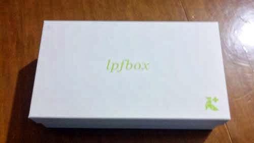 presentacion de la lpf box