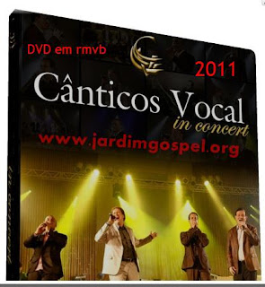 DVD - Canticos Vocal - in Concert (2011)