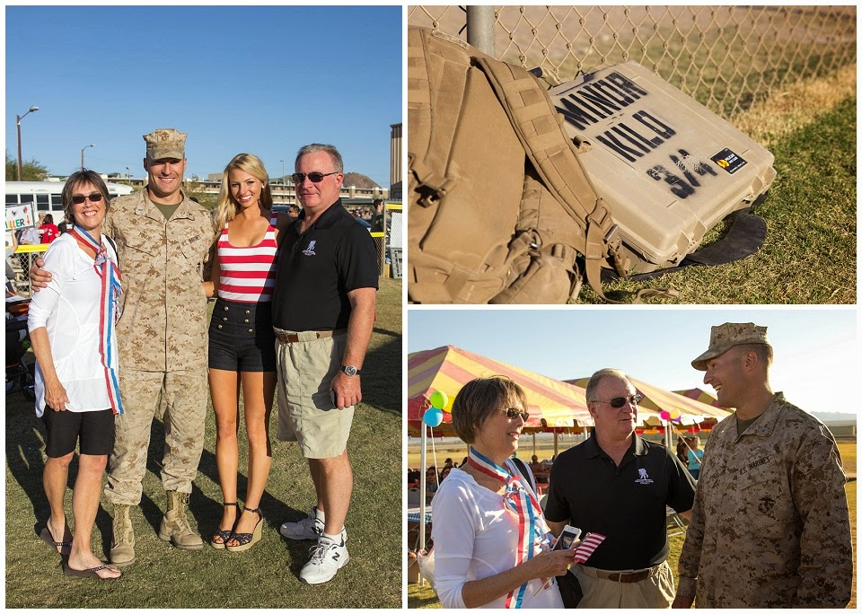 Miltary Homecoming  Photography Marines Twentynine Palms California
