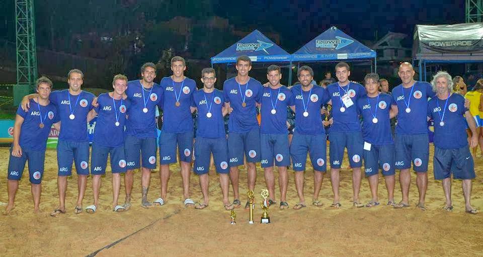 La Confederación Argentina de Handball sin dinero para el Beach | Mundo Handball
