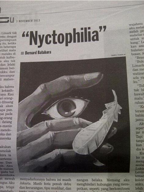 Dimuat di Koran Tempo, Minggu 3 November 2013