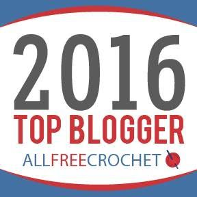All Free Crochet Blogger Award