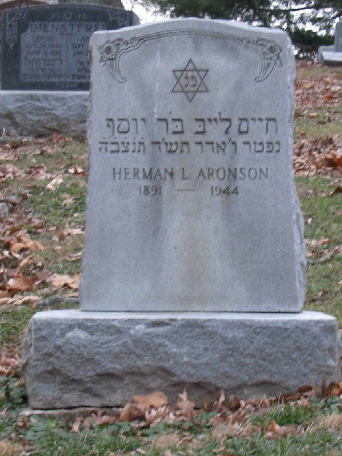 A Grave Interest Gravestone Inscriptions The Final Say