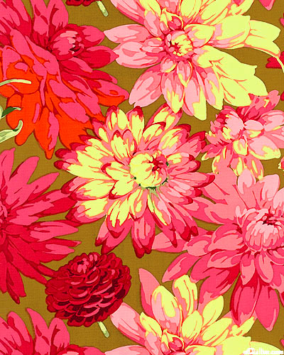 there is beauty all around: briar rose fabrics