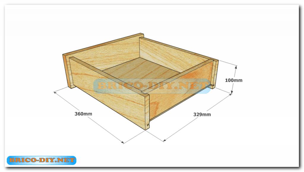 Plano como hacer mesa de centro madera web del bricolaje for Bricolaje en madera pdf