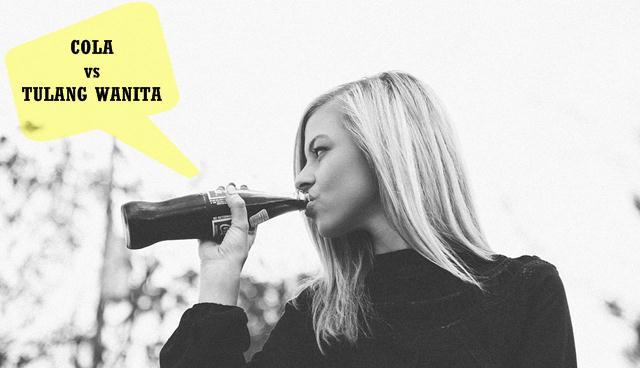 inilah Penelitian Minuman Cola Terhadapat Tulang Wanita