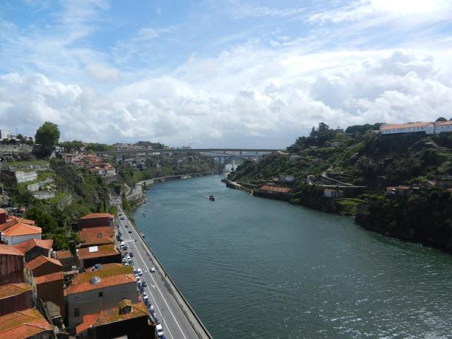 Порту, река Дору