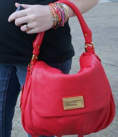 marc by marc jacobs little ukita bag in rock lobster